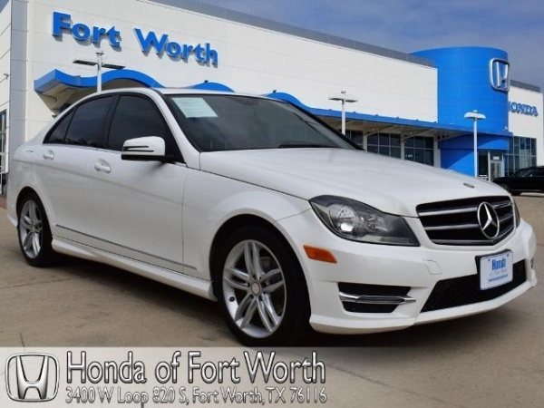 2014 Mercedes-Benz C-Class in Fort Worth, TX