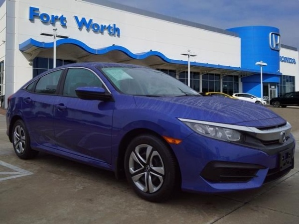 2018 Honda Civic in Fort Worth, TX