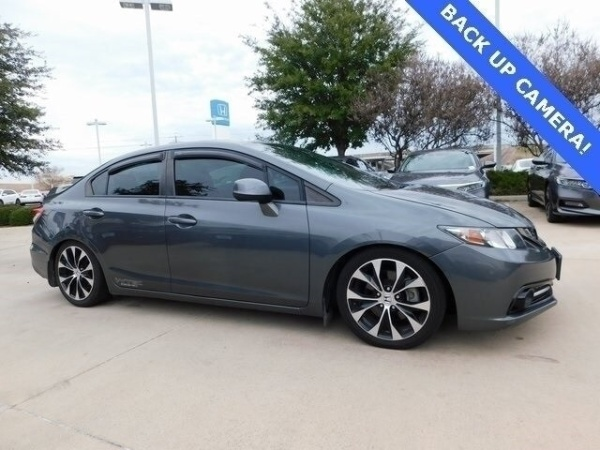 2013 Honda Civic in Fort Worth, TX