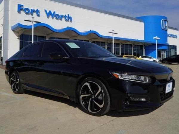 2018 Honda Accord in Fort Worth, TX