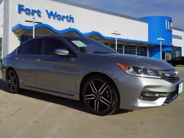 2017 Honda Accord in Fort Worth, TX
