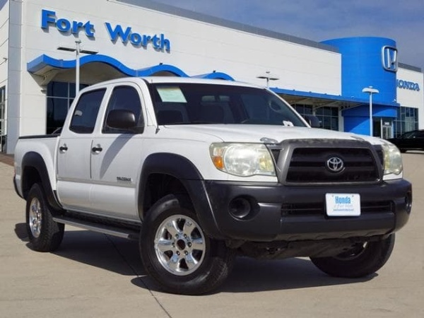 used toyota tacoma for sale in fort worth tx u s news world report. Black Bedroom Furniture Sets. Home Design Ideas