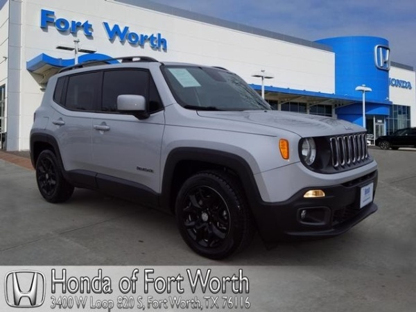 2018 Jeep Renegade in Fort Worth, TX