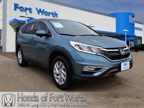 2016 Honda CR-V in Fort Worth, TX