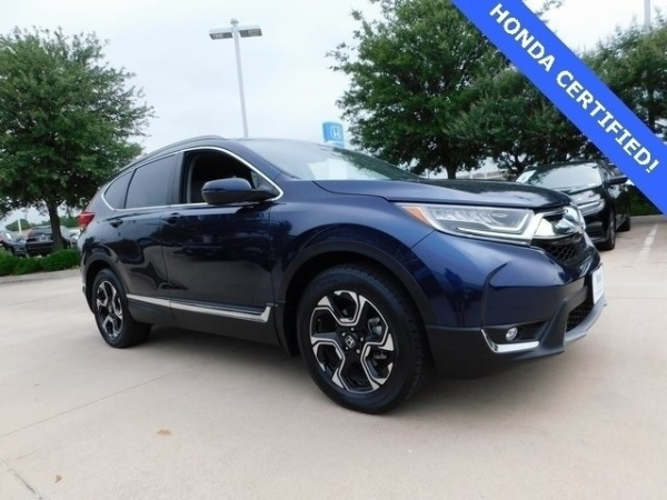 2017 Honda CR-V in Fort Worth, TX