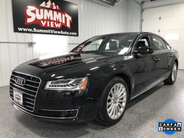 2015 Audi A8 in Rochester, NY