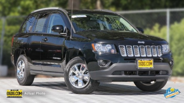 2016 Jeep Compass Latitude FWD $13,899 San Jose, CA