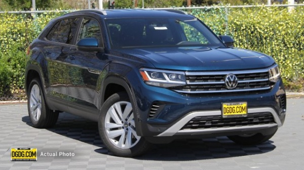 2020 Volkswagen Atlas Cross Sport in San Jose, CA