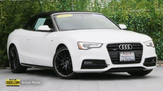 2017 Audi A5 Sport Cabriolet Automatic For In San Jose Ca