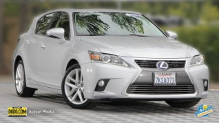 Used 2015 Lexus CT CT 200h For Sale In San Jose, CA