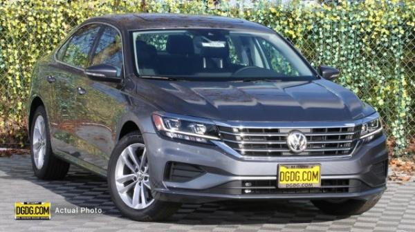 2020 Volkswagen Passat in San Jose, CA