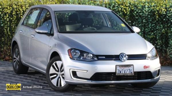2016 Volkswagen e-Golf in San Jose, CA