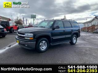 Used Chevrolet Tahoes For Sale In Eugene Or With Photos Truecar