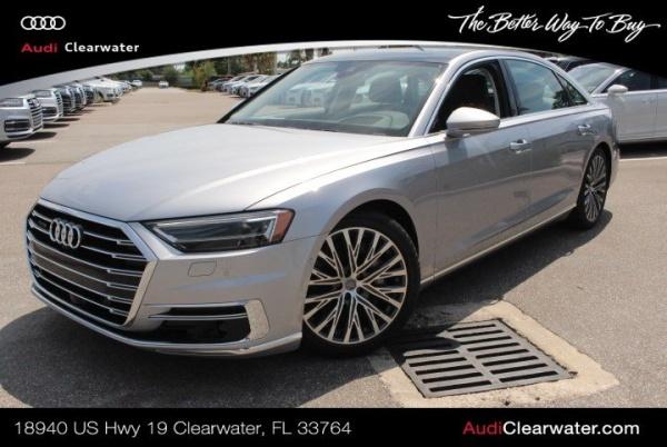 2019 Audi A8 in Clearwater, FL