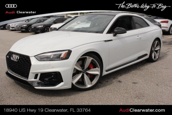 2019 Audi RS 5 in Clearwater, FL