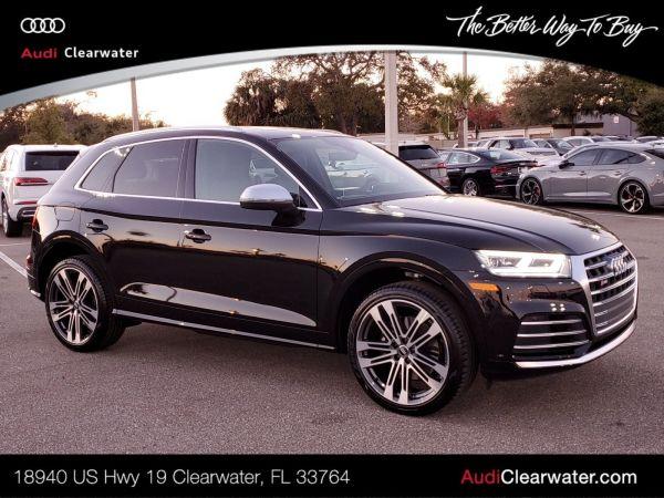 2020 Audi SQ5 in Clearwater, FL
