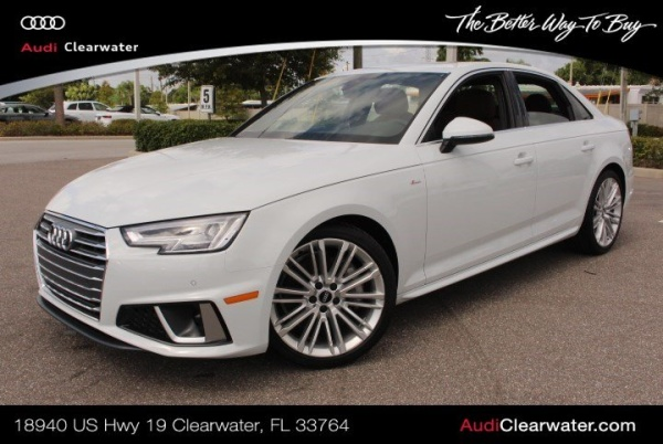 2019 Audi A4 in Clearwater, FL