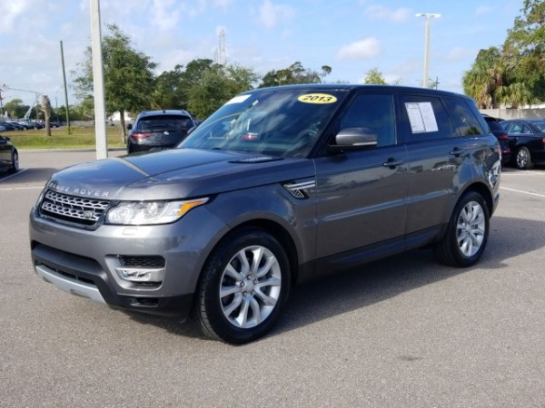 2015 Land Rover Range Rover Sport in Clearwater, FL