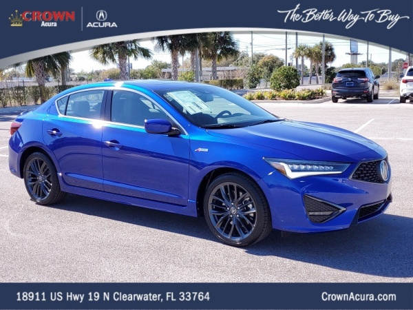 2020 Acura ILX in Clearwater, FL