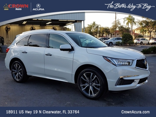 2020 Acura MDX in Clearwater, FL