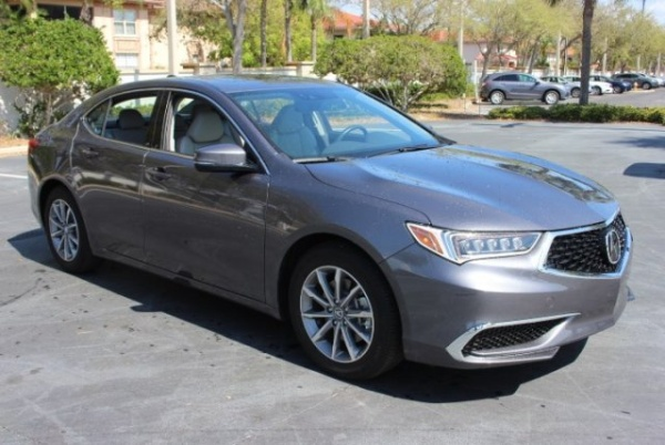 2018 Acura TLX in Clearwater, FL