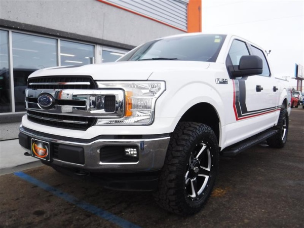 2018 Ford F-150 in Bismarck, ND