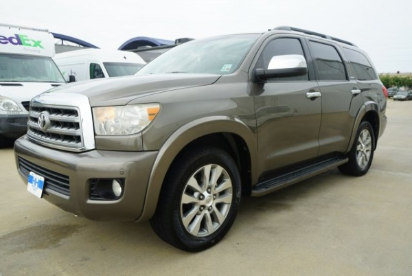 used toyota sequoia for sale in shreveport la u s news world report. Black Bedroom Furniture Sets. Home Design Ideas