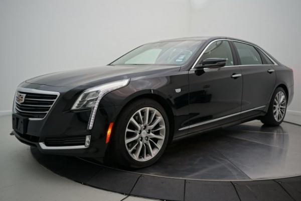 2017 Cadillac CT6 Premium Luxury