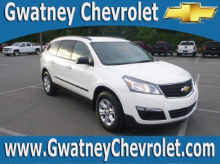 Used 2014 Chevrolet Traverse LS FWD For Sale In Jacksonville, AR