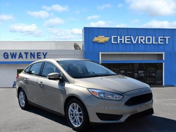 2016 Ford Focus in Jacksonville, AR