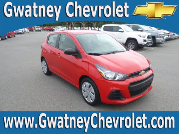 2017 Chevrolet Spark LS Automatic