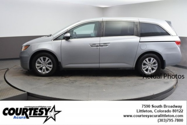 2016 Honda Odyssey in Littleton, CO