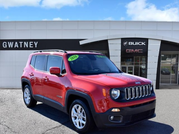 2016 Jeep Renegade in North Little Rock, AR