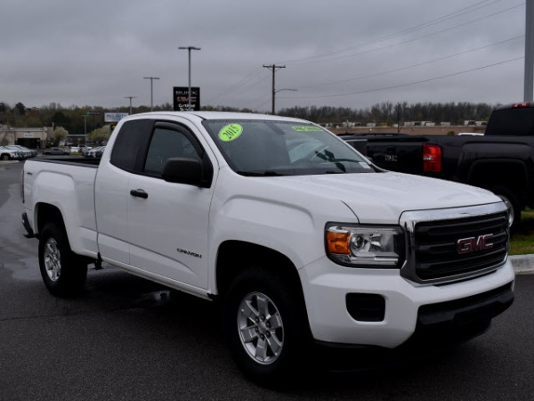 2015 GMC Canyon in North Little Rock, AR