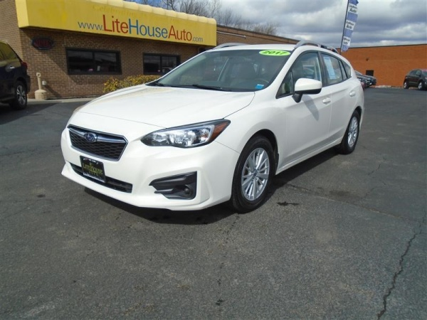 2017 Subaru Impreza in Lakewood, NY