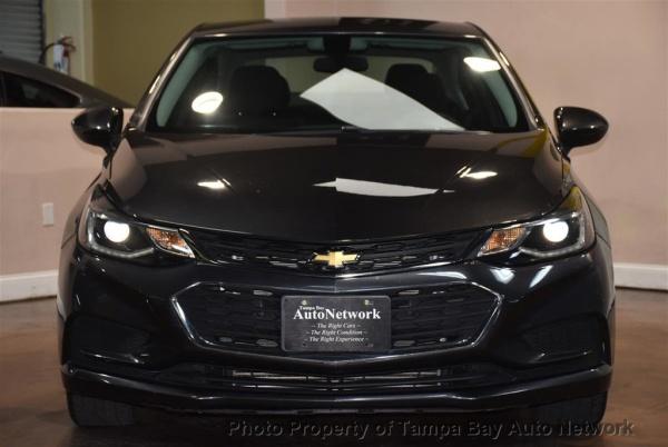 2016 Chevrolet Cruze in Dade City, FL