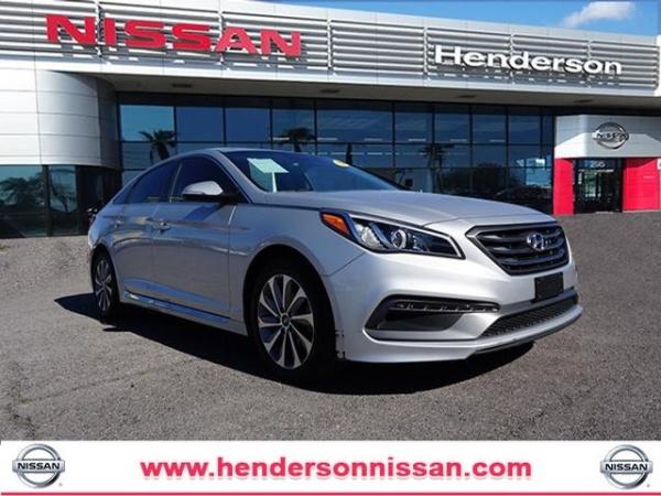 2017 Hyundai Sonata in Henderson, NV