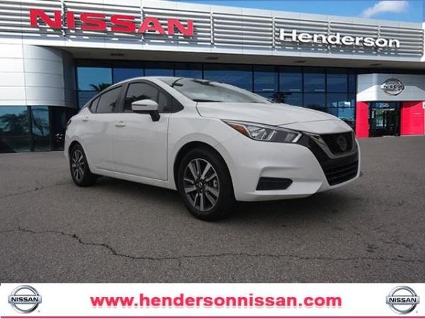 2020 Nissan Versa in Henderson, NV