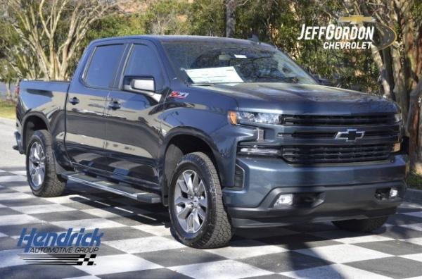 2020 Chevrolet Silverado 1500 in Wilmington, NC