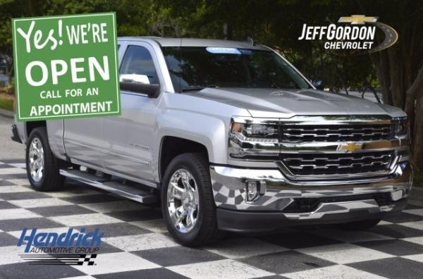 2018 Chevrolet Silverado 1500 in Wilmington, NC