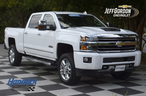 2018 Chevrolet Silverado 2500HD in Wilmington, NC
