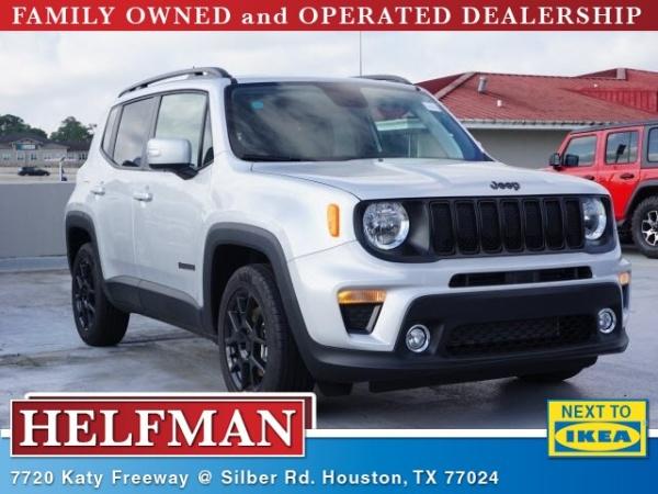 2020 Jeep Renegade in Houston, TX