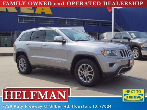 2015 Jeep Grand Cherokee in Houston, TX