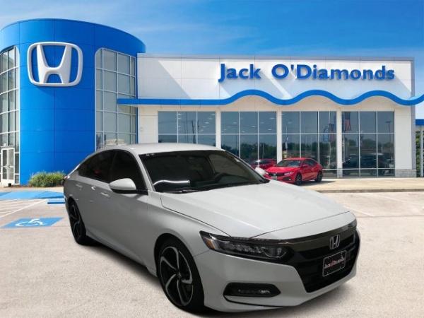 2019 Honda Accord in Tyler, TX