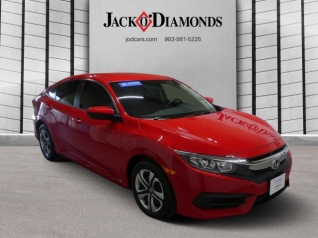 2017 Honda Civic Lx Sedan Cvt For In Tyler Tx