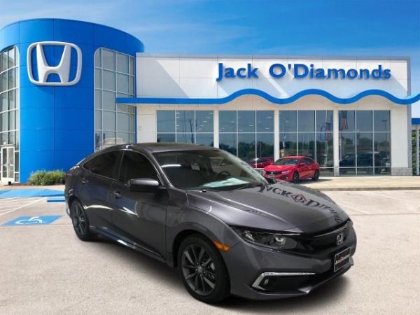 2020 Honda Civic in Tyler, TX