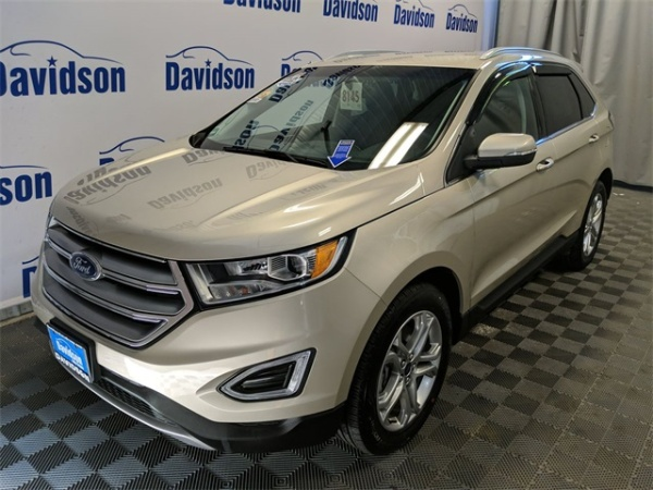 2017 Ford Edge in Watertown, NY