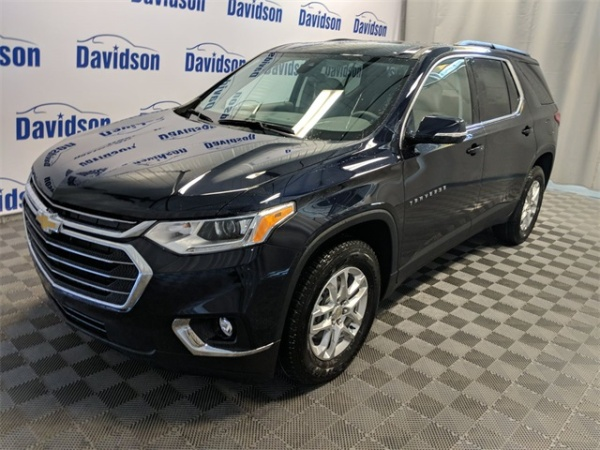 2020 Chevrolet Traverse in Watertown, NY