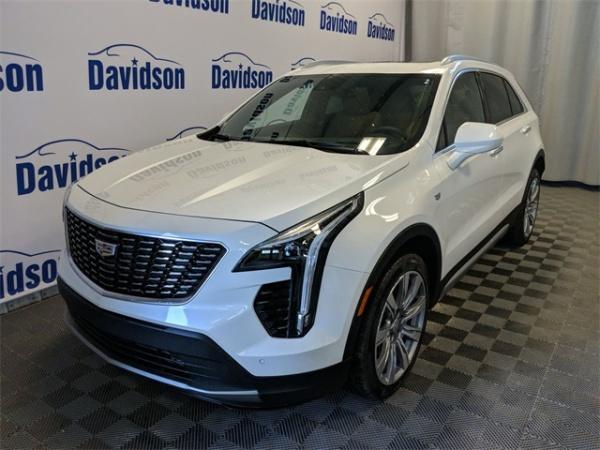 2020 Cadillac XT4 in Watertown, NY