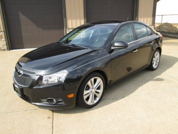 2014 Chevrolet Cruze in North Canton, OH